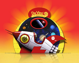 SciKids Rocket By Da Vinci Learning