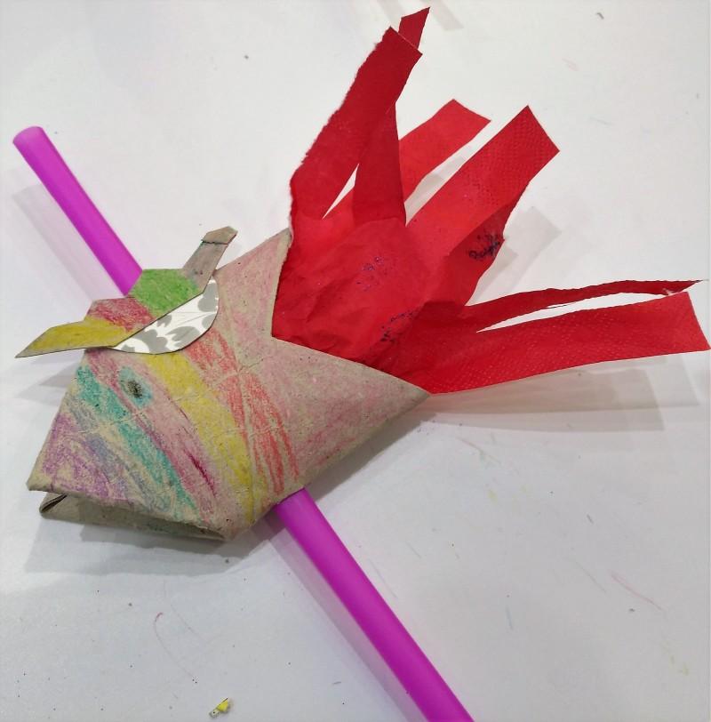 Atelier de reciclare creativa
